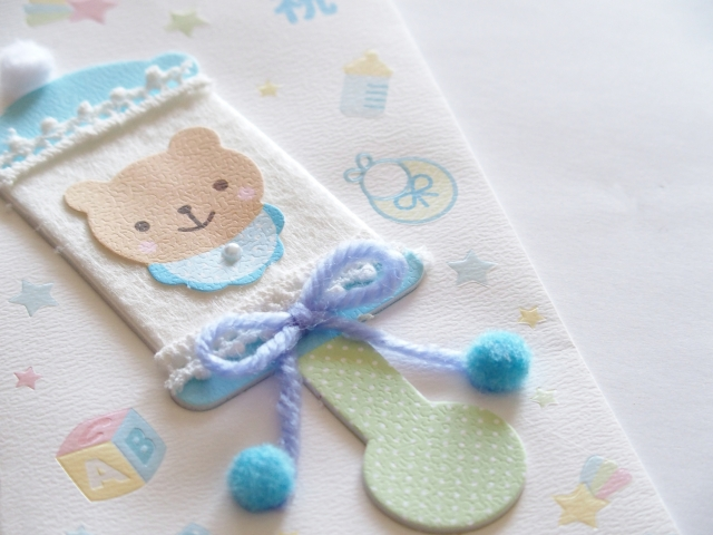 男の子の赤ちゃん用品